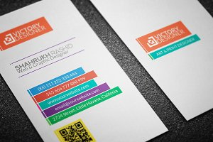 Creative Business Card v.7