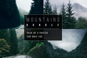 Mountains bundle