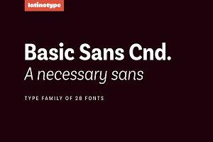 Basic Sans Cnd - 30% off