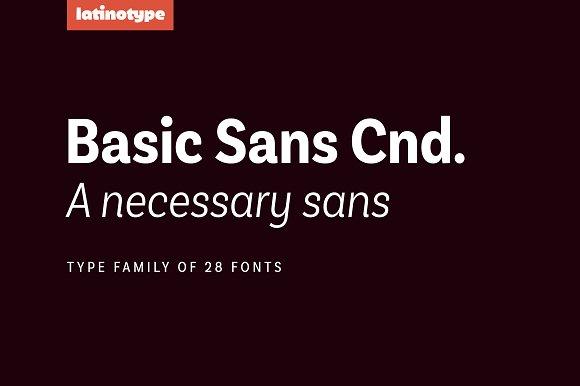 Basic Sans Cnd Intro Offer 79% Off