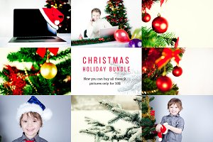 10$ Christmas Bundle Photos