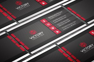 AHORI CORPORATE BUSINESS CARD