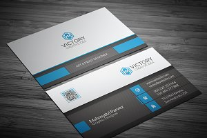 AZRAKOB CORPORATE BUSINESS CARD