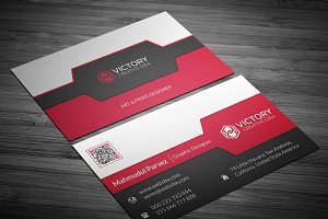 EBAMOS CORPORATE BUSINESS CARD