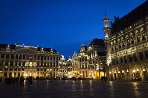 Grand Place, Brussels