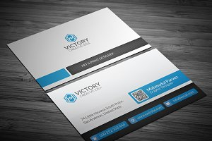INDEX CORPORATE BUSINESS CARD