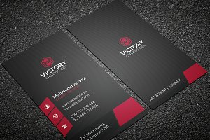 LORITA CORPORATE BUSINESS CARD