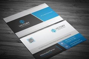 TORIEM CORPORATE BUSINESS CARD