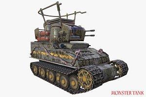 Fictional Tank