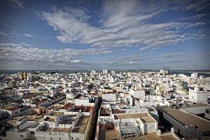 Cádiz - Old town