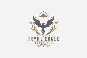 Royal Brand Logo V4