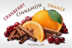 Cranberry Cinnamon Orange