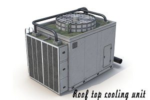Rooftop Air Conditioner Unit