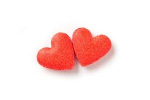 Heart shape drug