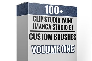 Clip Studio Paint Brushes Volume 1