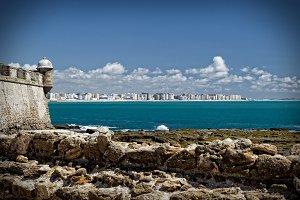 Old and new Cádiz