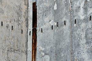 Concrete Factory Wall