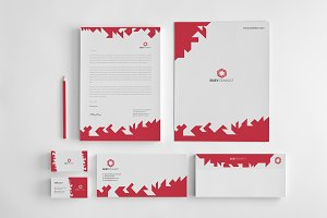 CORPORATE BUSINESS STATIONARY