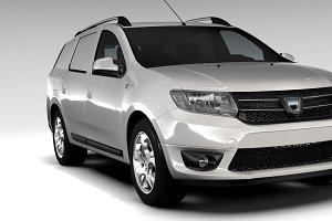 Dacia Logan MCV Fiskal 2016