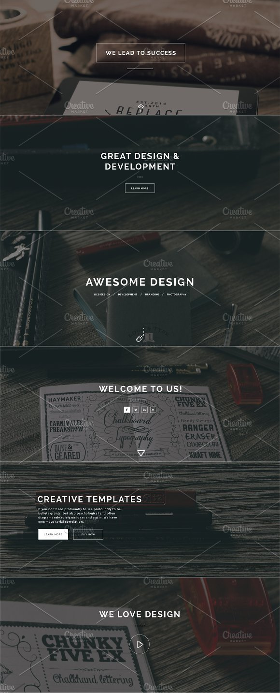 Image Heading Styles - Vol.1 - Graphics