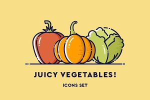 Juicy Vegetables!