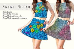 Skirt Mockup