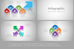 Infographic construction box I