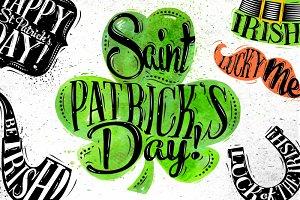St. Patricks Set
