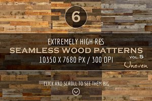 Extremely HR Wood Patterns vol. 5