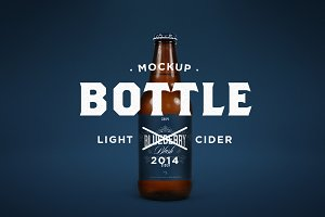 Light Cider Mock-Up