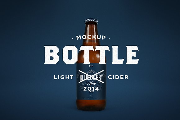 Download Light Cider Mock-Up