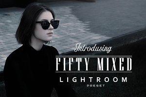 50 Mixed Lightroom Presets