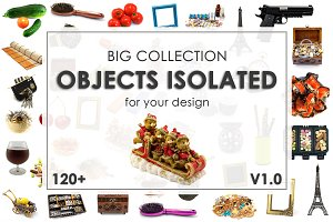 Objects isolated Pack Version 1.0