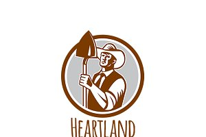 Heartland Gardening Supplies Logo