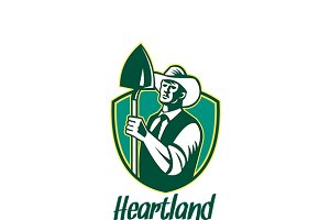 Heartland Gardening Equipments Logo