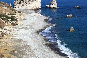 Petra Tou Romiou, Cyprus