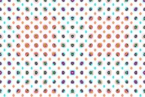 Futuristic Seamless Pattern
