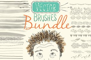 Vector Brushes Bundle