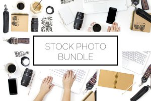 Photographer Photo Bundle (8 images)