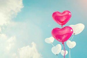 Balloons love. ^^