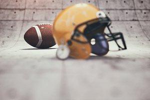 American Football classic.