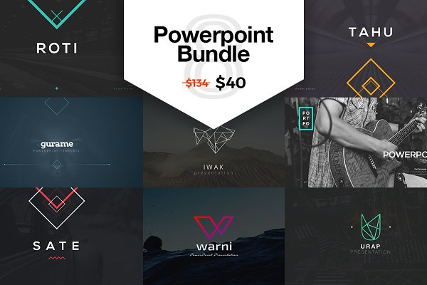 PowerPoint Bundle | SAVE 70%