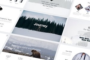 Journey - Keynote Template