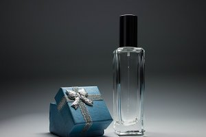 perfume as a gift for a holiday