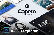 Capeto UI Web Kit