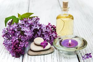 Massage and spa products