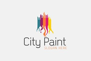 City Paint Logo