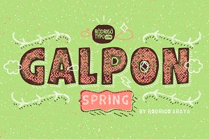 Galpon Spring / Regular+ Shadow %-50