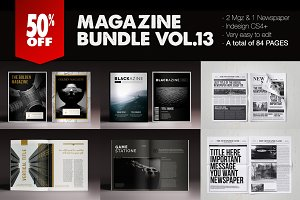 Magazine Bundle 13