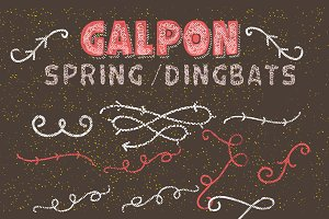 Galpon Spring / all Dingbats